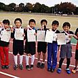2015 マラソン大会入賞者!