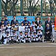 2014 Cクラス 新小岩オレンジボール大会 優勝!