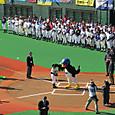 2015 東京23区大会開会式 優勝カップ返還