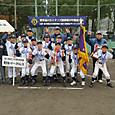 2015 Bクラス ライオンズクラブ大会優勝!