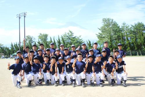 2015 河口湖合宿 選手集合