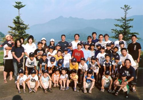 2006 河口湖合宿2