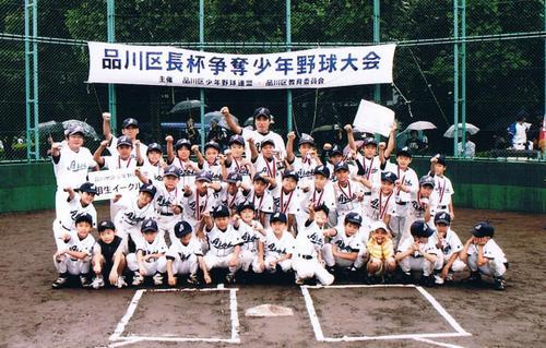 2007 区長杯C準優勝