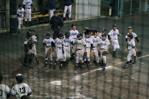 2008 Cクラス東京23区大会2回戦勝利!