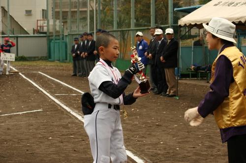 2009 ライオンズ大会最優秀選手!