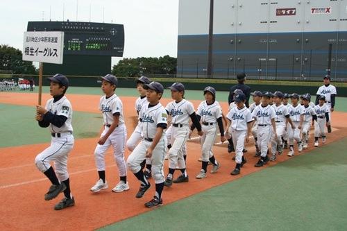 2007 東京23区大会開会式 入場行進!