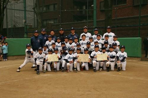 2009 東京23区大会第3位!2