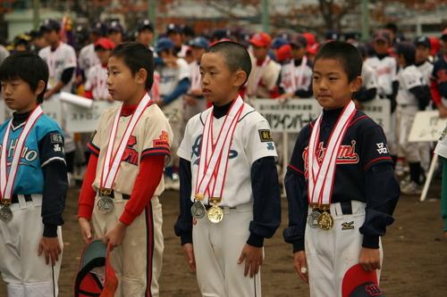 2009 ライオンズ大会努力賞!