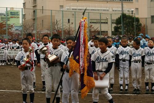 2009 ライオンズ大会Cクラス優勝!1