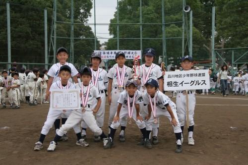 2007 佐藤旗B3位入賞