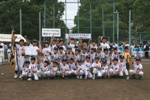 2007 佐藤旗C優勝