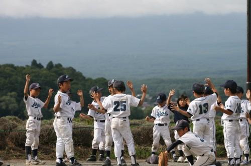 2009 河口湖合宿その1