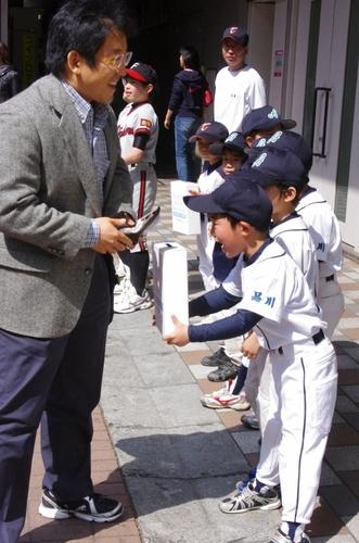 2011年 東日本大震災 募金活動3