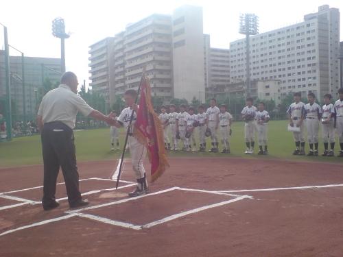 2008 東京都学童品川区代表!!2