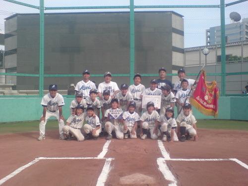 2008 東京都学童品川区代表!!1