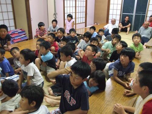 2009 合宿懇親会(富士荘)