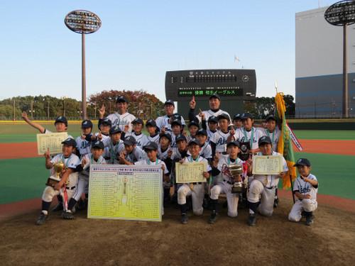 2014 Cクラス東京23区大会優勝!!