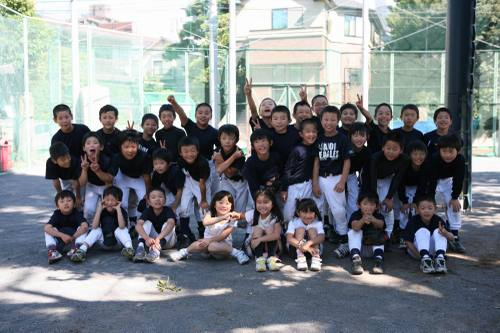 2009 Cクラス区長杯優勝!!