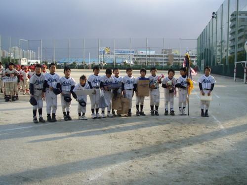 2008 Tボール大会優勝1