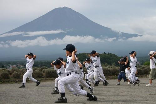 2009 河口湖合宿その2